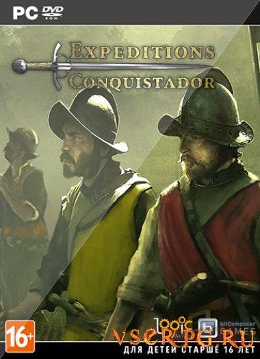 Постер игры Expeditions: Conquistador