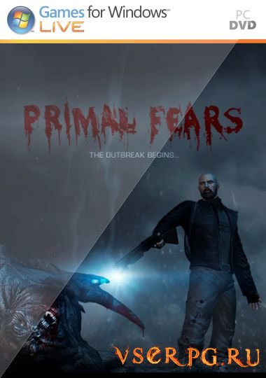 Постер игры Primal Fears