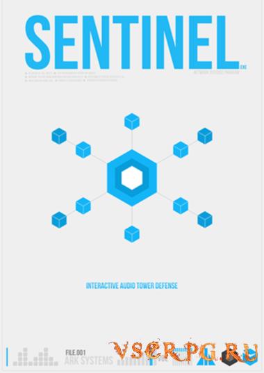 Постер игры Sentinel