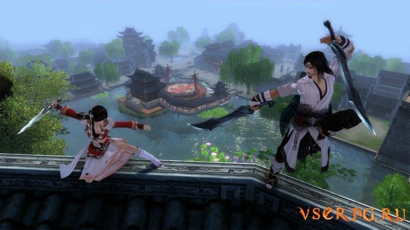 Легенды Кунг Фу screen 2