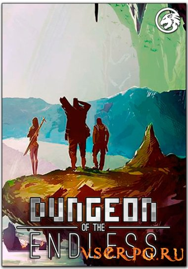 Постер игры Dungeon of the Endless