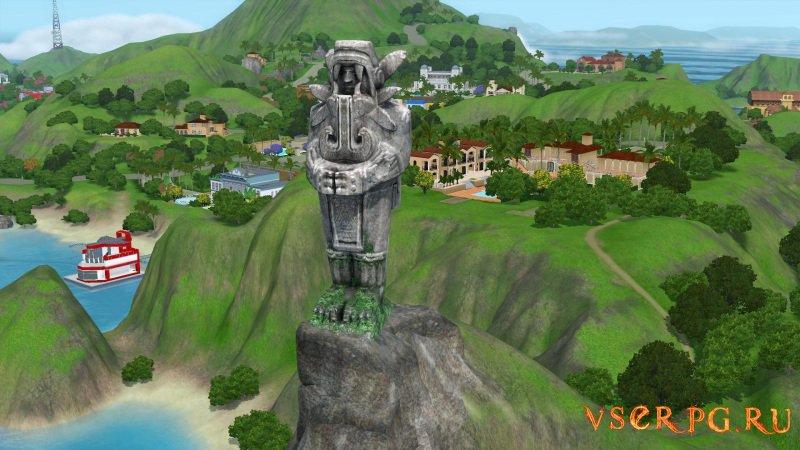 Симс 3: Райские острова screen 3