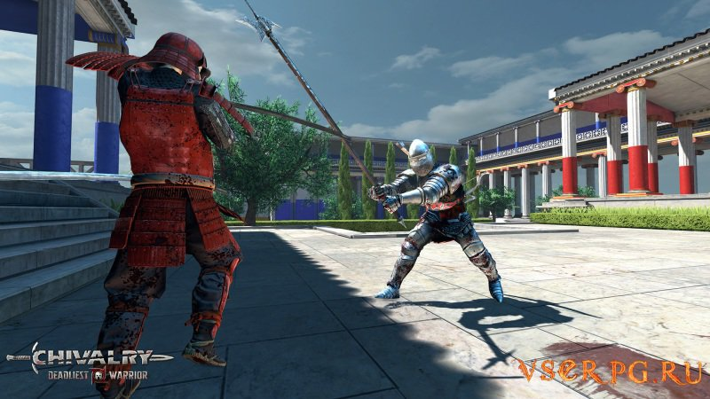 Chivalry: Deadliest Warrior screen 1