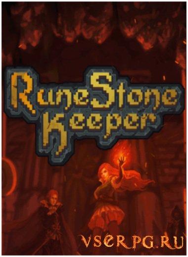 Постер игры Runestone Keeper