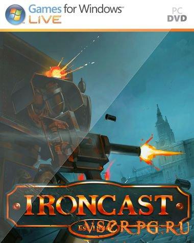 Постер игры Ironcast