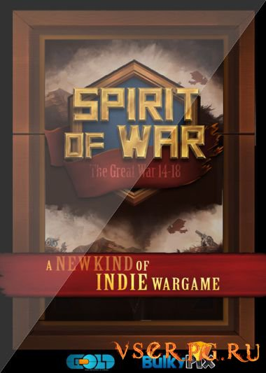 Постер игры Spirit Of War