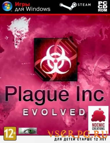 Постер игры Plague Inc Evolved