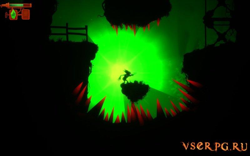 Oscura Lost Light screen 2
