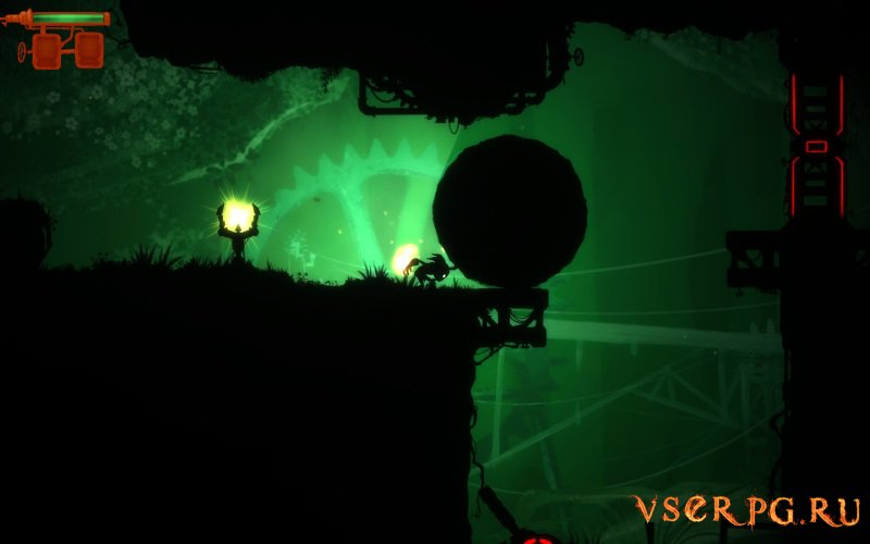 Oscura Lost Light screen 1