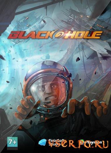 Постер игры BLACKHOLE