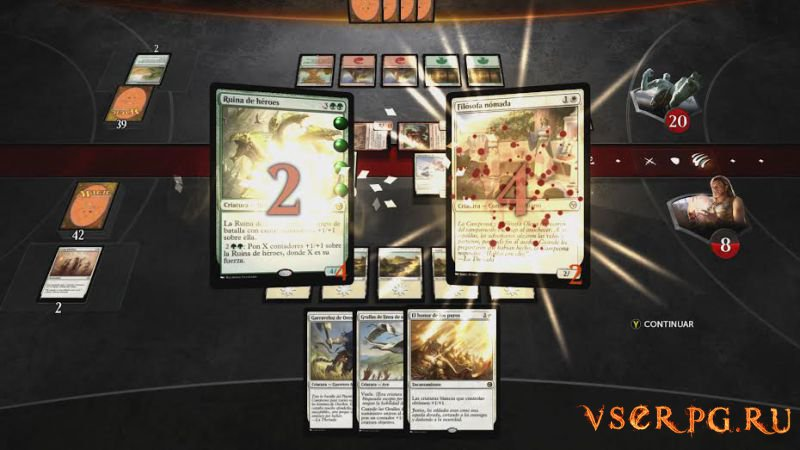 Magic Duels Origins screen 1