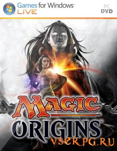 Постер игры Magic Duels Origins