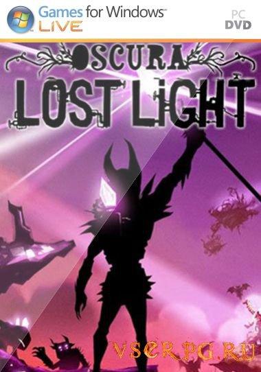 Постер игры Oscura Lost Light