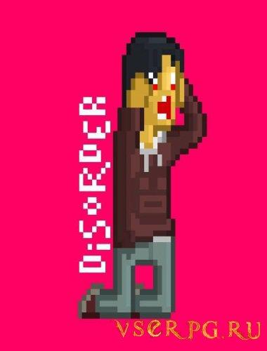 Постер игры Disorder