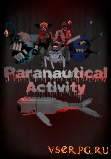 Постер игры Paranautical Activity