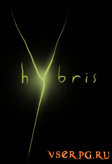 Постер игры Hybris