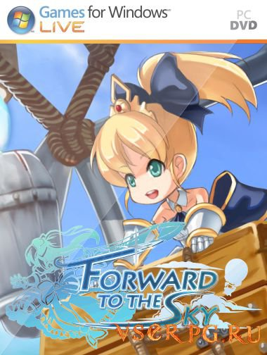 Постер игры Forward to the Sky