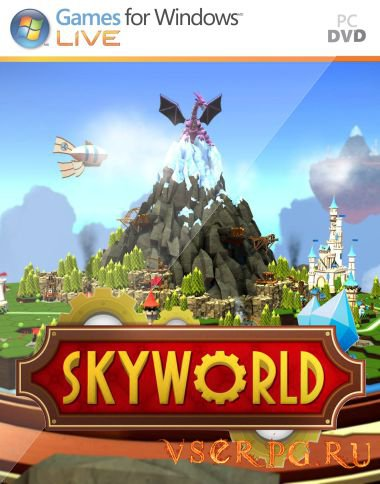 Постер игры Skyworld