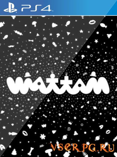 Постер игры Wattam