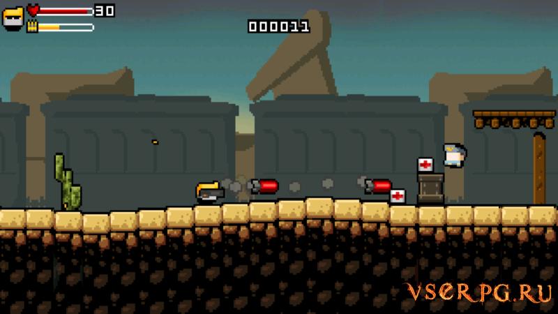 Gunslugs 2 screen 3