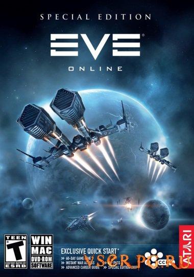 Постер игры EVE Online: Proteus