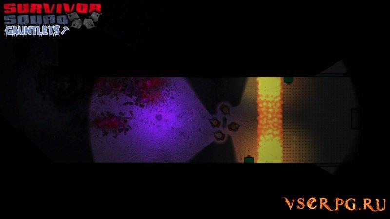 Survivor Squad: Gauntlets screen 1