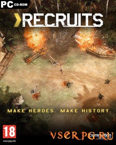 Постер игры Recruits