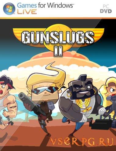 Постер игры Gunslugs 2