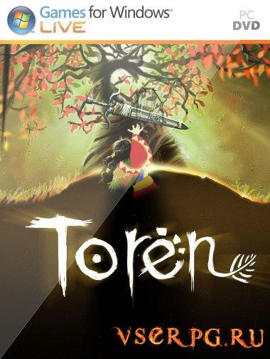 Постер игры Toren