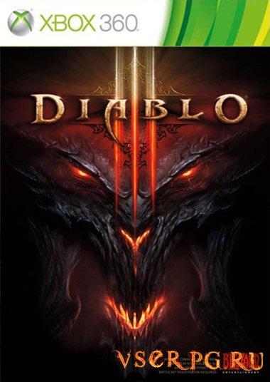 Постер игры Diablo 3 [Xbox 360]