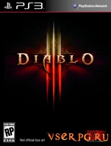 Постер игры Diablo 3 [PS3]