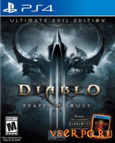 Постер игры Diablo 3 [PS4]