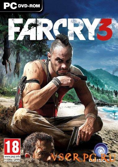 Постер игры Far Cry 3