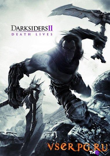 Постер игры Darksiders 2