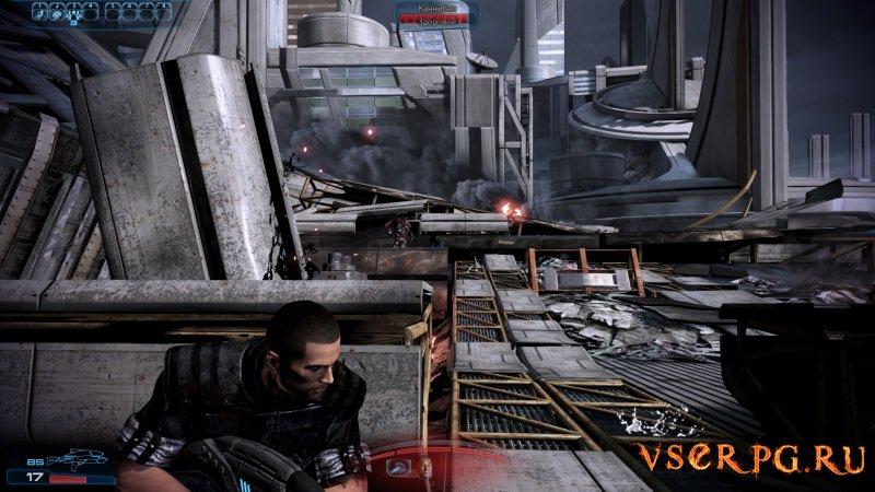 Mass Effect 3 screen 1