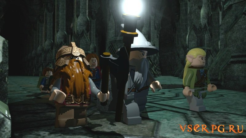 LEGO The Lord of the Rings screen 2