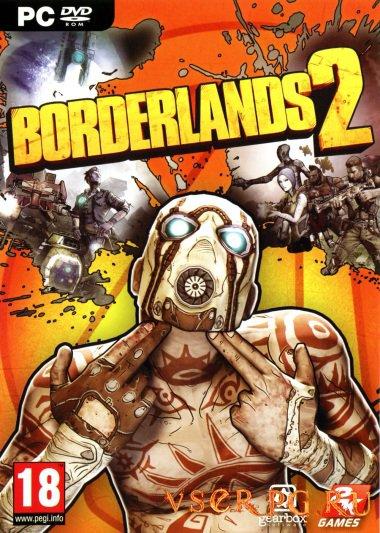 Постер игры Borderlands 2