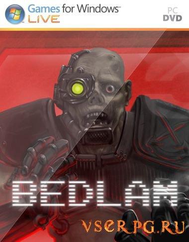 Постер игры Bedlam
