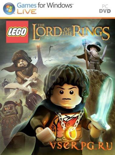 Постер игры Лего: Властелин колец