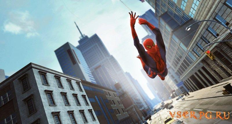 Новый Человек-паук 1 screen 3