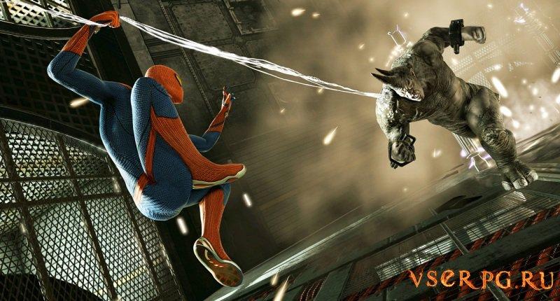 Новый Человек-паук 1 screen 1