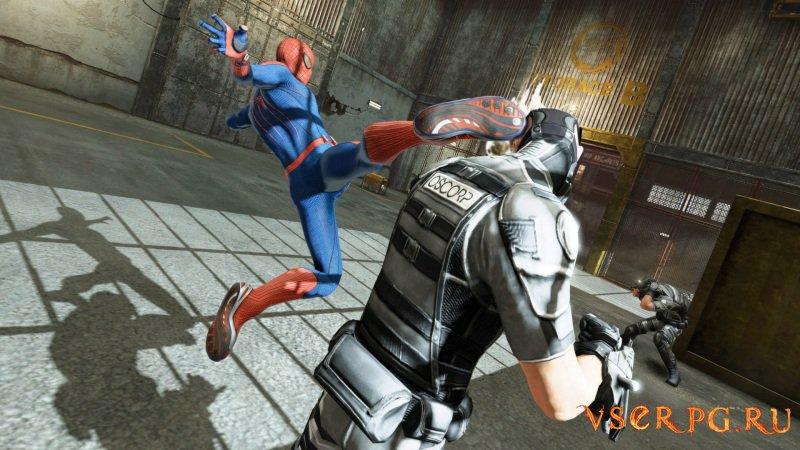 Amazing Spider-Man screen 2