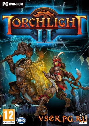 Постер игры Torchlight 2