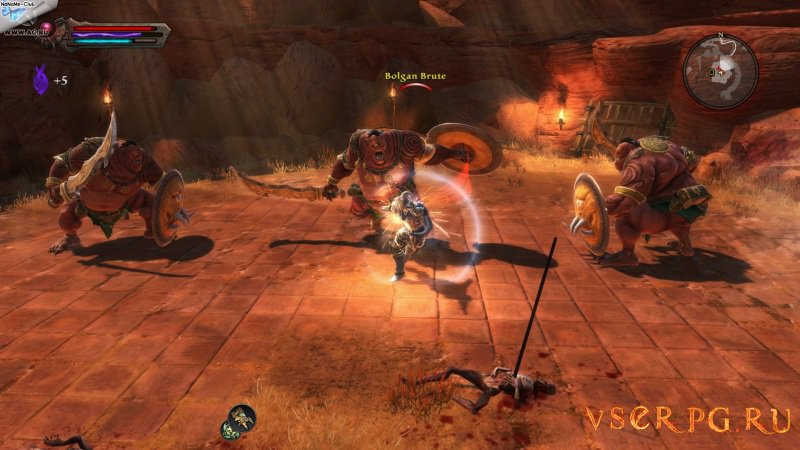 Kingdoms of Amalur Reckoning screen 2