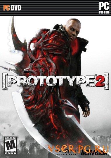 Постер игры Prototype 2