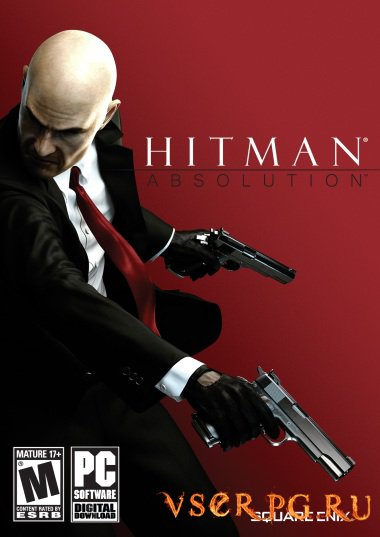 Постер игры Hitman Absolution