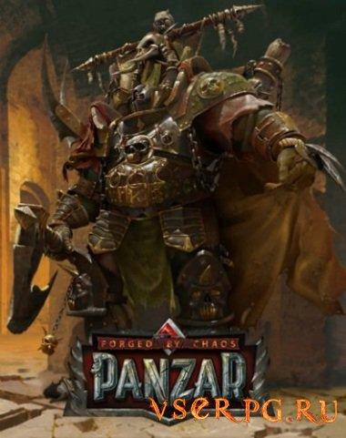 Постер игры PANZAR