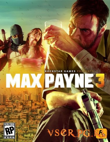 Постер игры Max Payne 3