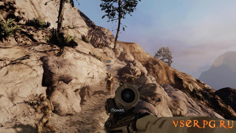 Medal of Honor Warfighter screen 1
