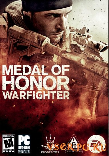Постер игры Medal of Honor Warfighter